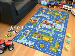 childrens play rug kids foam street road mat product on ikea rugs uk