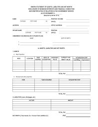 Household Budget Form Blank Household Budget Worksheet Printable Free With Spreadsheet