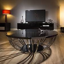 cool large round coffee table