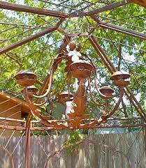 outdoor solar chandelier solar chandelier lighting outdoor living painting outdoor solar lighting canada