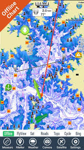 Lake Murray Sc Nautical Charts By Flytomap