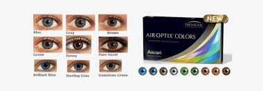 Freshlook Lenses Colors Chart Colored Contact Lenses Green Freshlook Color Chart Png