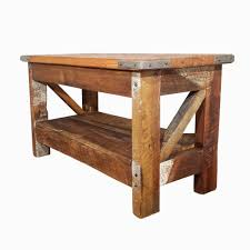 Craftsman Style Coffee Table Buy A Hand Made Saloon Style Western Coffee Table Made To Order