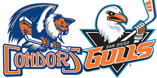 condors san go on friday