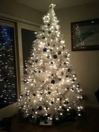 Home Decoration Designs White Christmas Trees qmJtJFtZ