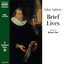 favourite essays an anthology selections naxos audiobooks brief lives abridged