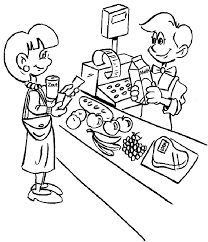 Small Picture Coloring Page Kitchen and cooking coloring pages 2