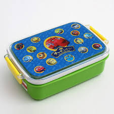 dishwasher adaptive tight lunch box corner type character tea gin ton lunch lunch child kids kindergarten primary child member of society holiday
