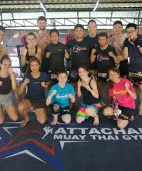 muay thai bangkok world chion s home gym 3 7 days or 1 month