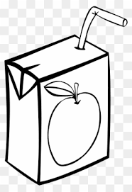 juice clipart black and white. Interesting Clipart Clip Art Juice Carton Drink Clipart Pencil And In Color  Box  Black White P