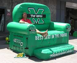 inflatable furniture. University Couch Inflatable Furniture