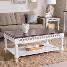 Wonderful Off White Coffee Table Set Extraordinary Design 2016 U2013 Off White Throughout Off  White Coffee Table Awesome Ideas