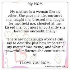 I Love You Mom Quotes Impressive Images of I Love My Mom Quotes Tumblr SpaceHero