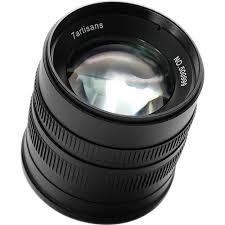 <b>7artisans</b> Photoelectric <b>55mm f/1.4</b> Lens for Fujifilm X A503B B&H
