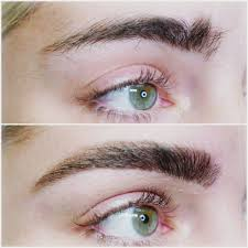 eyebrow microblading blonde hair. microblading blonde before and after by kara sanchez austin, tx eyebrow hair