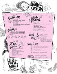50 Simple Creative Resume Cv Design Ideas Examples For 2017