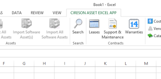 excel asset management asset excel app for service manager asset management within excel