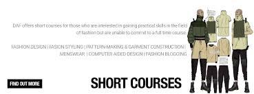 Fashion Design Lessons Online Short Courses Design Academy Of Fashion