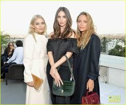 Elizabeth Olsen Mary Kate And Ashley ...