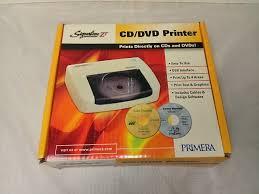 How To Label Dvds Primera Signature Z1 Cd Dvd Label Printer Reverb