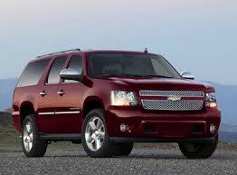 Chevrolet Suburban Towing Capacity Chart 2012 Chevrolet Suburban Review