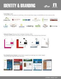 Graphic Design Services List