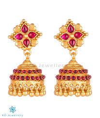 Makara Kundala Earrings Designs Handmade Indian Jewelry 92 5 Stamped Sterling Silver