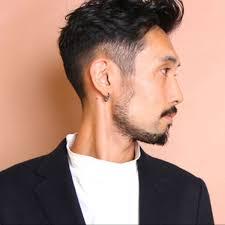 メンズ刈り上げ12選社会人におすすめのヘアスタイルガイド メンズ