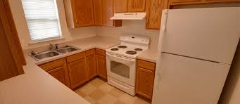 ... Hunting Creek Apartments And Townhomes Kitchen ...