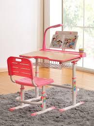 kid desk furniture. Kids Desk Chair Height Adjustable Children Study Childrens Table And Chairs Ergonomic Design Kid Furniture E