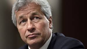 Be frightened of fintech rivals. Jp Morgan Ceo Jamie Dimon Says He Regrets Calling Bitcoin A Fraud
