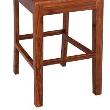 lakkadhaara acropolis solid wood high dining chair in honey finish high dining chairs85