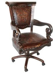victorian office chair. Tooled Leather Bench | Sueños Del Estilo Español Pinterest Leather, And Bed Victorian Office Chair