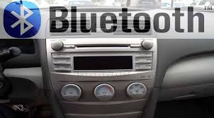 Toyota Camry 2007-2011 How to Connect Phone with Bluetooth - YouTube