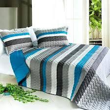 Boys Twin Quilts – boltonphoenixtheatre.com & ... Quilts And Coverlets Canada Quilts And Coverlets For Sale Blue Grey  Striped Teen Boy Bedding Black ... Adamdwight.com