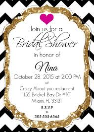 Bridal Shower Invitation Templates Classy Kate Spade Bridal Shower Invitations Kate Spade Bridal Shower