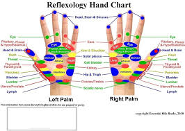 Reflexology Pressure Points Chart Hand Acupuncture Points Chart Free Bedowntowndaytona Com