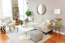 Diy Living Room Makeover Interesting Decoration