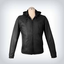 leather jacket carlo