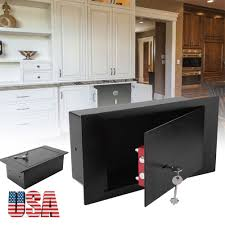 Wall safe hidden Fireproof Details About Wall Safe In Floor Safe Hidden Flat Recessed Solid Steel W Strong Key Lock Ek Ebay Wall Safe In Floor Safe Hidden Flat Recessed Solid Steel W Strong