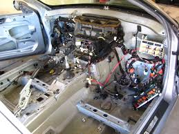 i wish someone made a bare bones wiring harness bmw m3 forum com out came this