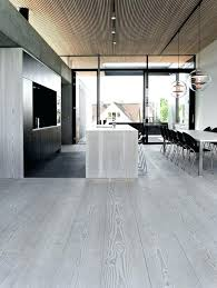 modern tile floors. Modern Tile Flooring Kitchen With Grey Wood Floors Going Up To The Walls And .