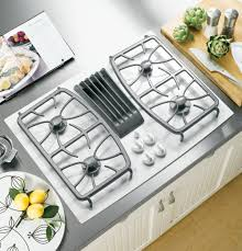 gas cooktop with downdraft. Simple Downdraft Product Image  Inside Gas Cooktop With Downdraft W