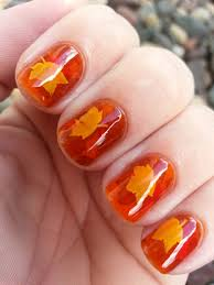 Fall Nails Discovered By Christina On We Heart It