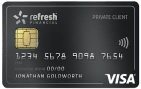 refresh financial secured visa image apply now secure