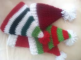 Crochet Santa Hat Pattern Magnificent Inspiration