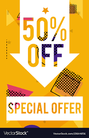 Special Offer Flyer Special Sale Offer Flyer