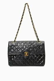 Vintage Chanel Quilted Leather Logo Handbag | #Vintage | Pinterest ... & Vintage Chanel Quilted Leather Chain Purse - SOLD OUT $3800.00 Adamdwight.com