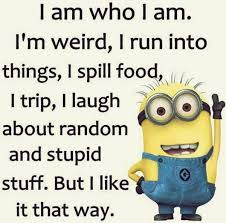 Hilarious Minion Meme Delectable Random Funny Quotes