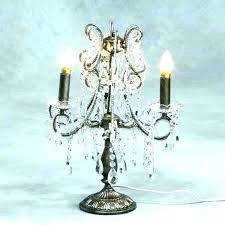 chandeliers pink chandelier table lamp mini lamps awesome or crystal